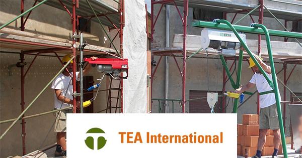 Tea International Elevatori L Europea
